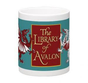 library mug image